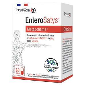 EnteroSatys 60 gélules