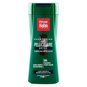 Petrole Hahn Shampooing Antipelliculaire Détox au Charbon Purifiant 250ml