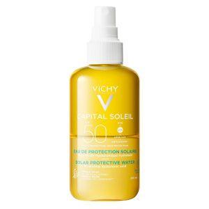 Vichy Capital Soleil Huile Solaire Eau de Protection Hydratante SPF50 200ml