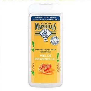 Le Petit Marseillais Les P'tits Bonheurs Douche Crème Au Pays Du Miel Et Une Nuit 650ml
