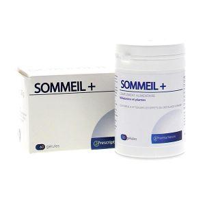 Prescription Nature Sommeil + 30 gélules