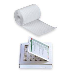 L&R Velpeau Strapp Bande Elastique Adhésive 2,5mx3cm sous cellophane