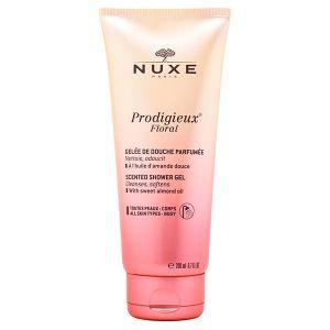 Nuxe Prodigieux Floral Gelée de Douche Parfumée 200ml