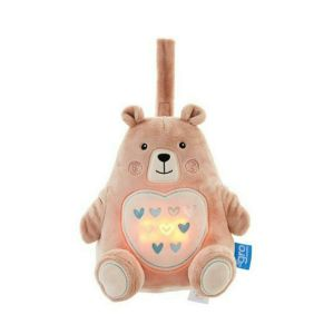 Tommee Tippee Grocompagny Peluche Veilleuse Bennie l'Ourson