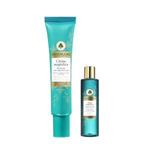 Sanoflore Magnifica Crème 40ml + Aqua 50ml Offerte