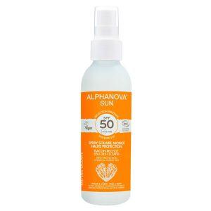 Alphanova Sun Spray Bio SPF50 125ml