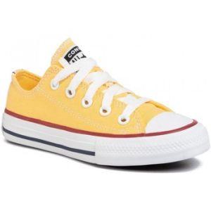 Chaussures enfant Converse chuck taylor ox e 20 - Couleur 38,27,28,29,30,31,32,33 - Taille Jaune