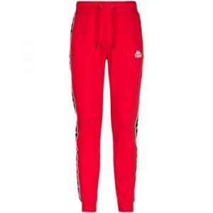 Jogging enfant Kappa - Pantalone rosso 304KPN0 J-957 - Couleur 3 ans,4 ans,5 ans,6 ans,8 ans,10 ans - Taille multicolor