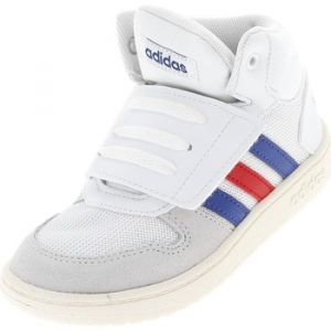Chaussures enfant adidas Hoops mid 2.0 i bebe vintage - Couleur 19,20,21,22,26,27 - Taille Blanc