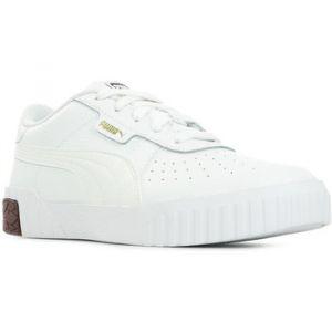 Chaussures enfant Puma Cali PS - Couleur 28,30,31,32,33,34,35 - Taille Blanc