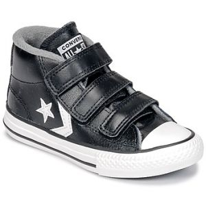 Chaussures enfant Converse STAR PLAYER 3V MID Noir - Taille 32,33,34,35