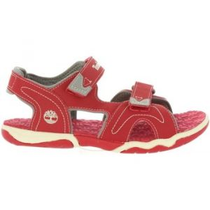 Sandales enfant Timberland A1QEV ADVENTURE rouge - Taille 37,38,39,40