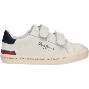 Chaussures enfant Pepe jeans PBS30412 TENNIS - Couleur 25,28,30 - Taille Blanc