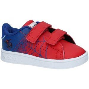 Chaussures enfant adidas EG7930 Baskets bébé ROUGE - Couleur 18,19 - Taille Rouge