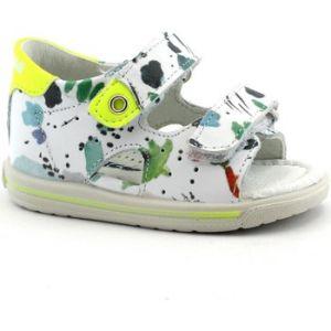 Chaussons bébé Naturino FAL-E19-0779-BI blanc - Taille 19,20,21,23,25