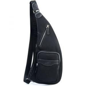 Sacoche Gerard Henon Holster New Styl' nylon cuir GH 2358 Noir - Taille Unique
