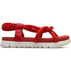 Sandales enfant Camper Sandales cuir ORUGA - Couleur 26,27,28,29,30 - Taille Rouge