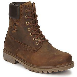 Boots Panama Jack PANAMA Marron - Taille 43