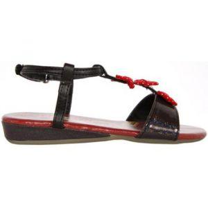 Sandales enfant Minnie Mouse DM100130-B2124 Noir - Taille 30