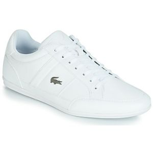 Chaussures Lacoste CHAYMON BL 1 blanc - Taille 40,41,42,43,44,45,46,42 1/2