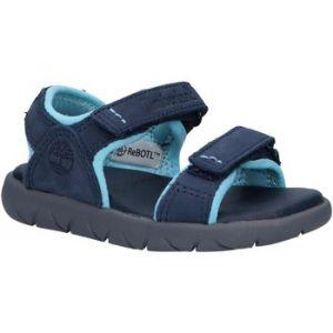 Sandales enfant Timberland A43FS NUBBLE - Couleur 21,22,23,24,25,26,27,28,29,30 - Taille Bleu