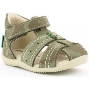 Sandales enfant Kickers sandale-bigbazar - Couleur 19,20,23 - Taille Vert