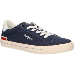Chaussures enfant Pepe jeans PBS30402 TENNIS - Couleur 37,33 - Taille Bleu