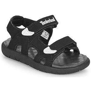 Sandales enfant Timberland PERKINS ROW 2-STRAP - Couleur 28,29 - Taille Noir