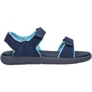 Sandales enfant Timberland A43FH NUBBLE - Couleur 36,37,38,39,40 - Taille Bleu