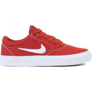 Chaussures enfant Nike SB Charge GS - Couleur 38 1/2 - Taille Rouge