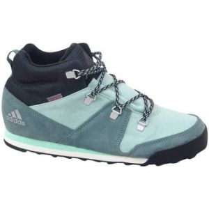 Chaussures enfant adidas CW Snowpitch K - Couleur 35 1/2 - Taille Vert