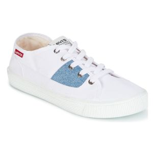 Chaussures Levis MALIBU PATCH blanc - Taille 42