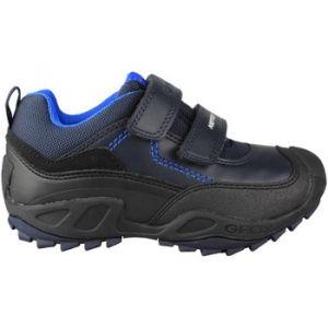 Chaussures enfant Geox JN SAVAGE DOBLE - Couleur 39,24,25,26,33,35 - Taille Bleu