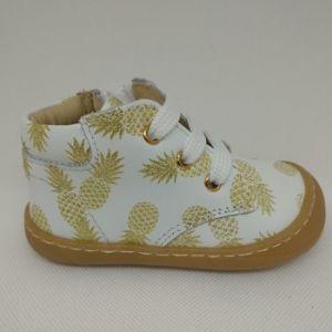 Chaussons bébé GBB ATARINA - Couleur 18,19,20,21,22 - Taille Blanc
