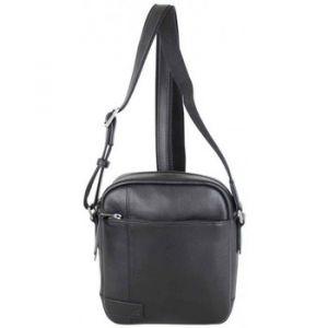 Sac Patrick Blanc Pochette en cuir grainé 414018 noir - Couleur Unique - Taille Multicolore