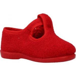 Chaussons enfant Vulladi 3112 052 rouge - Taille 23,27,29,30,18,21