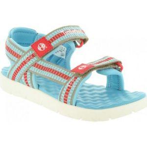Sandales enfant Timberland A1NLQ PERKINS bleu - Taille 31,32,33,34,35