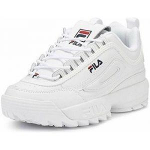 Boots Fila Disruptor II Premium - Couleur 38,39,40,37 1/2 - Taille Blanc