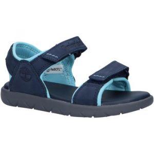 Sandales enfant Timberland A42AH NUBBLE - Couleur 31,32,33,34,35 - Taille Bleu