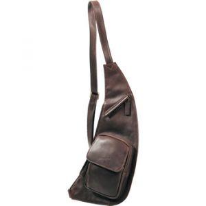 Sac à dos Gerard Henon Pochette holster Arizona Cuir de vachette gras GH 5258 - Couleur Unique - Taille Marron