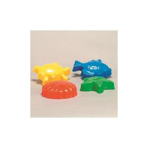 Simba Toys 107101146 Formes de sable, 4 pièces