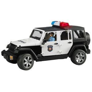 Jeep Wrangler Unlimited Rubicon Police avec Policier