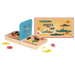 Combat naval en bois