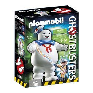 Playmobil 9221 : Ghostbusters : Fantôme Stay Puft et Stantz