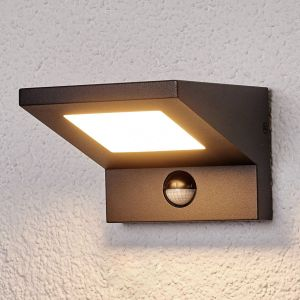 Applique extérieure en aluminium moderne LED
