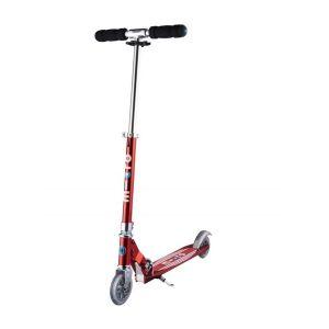 Trottinette - Micro Sprite Rouge