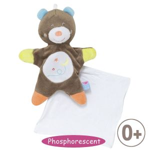 Cajou ours chocolat