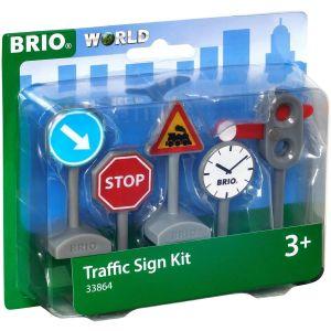 Panneaux de signalisation : Brio