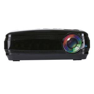 Vidéoprojecteur LED 3200 Lumens 1080p Home Cinéma HD 1280x768P HD VGA