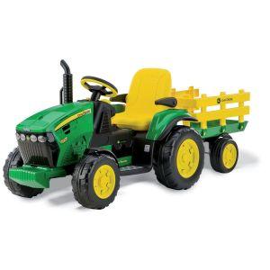John Deere - Tracteur Ground Force - YALIGOR0047